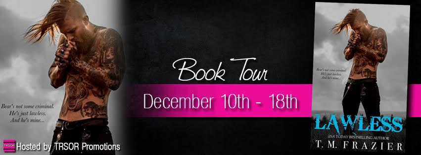 lawless book tour