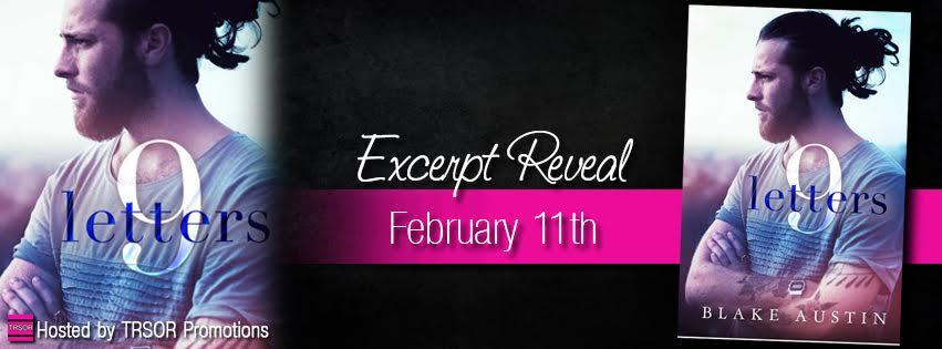 9 letters excerpt reveal