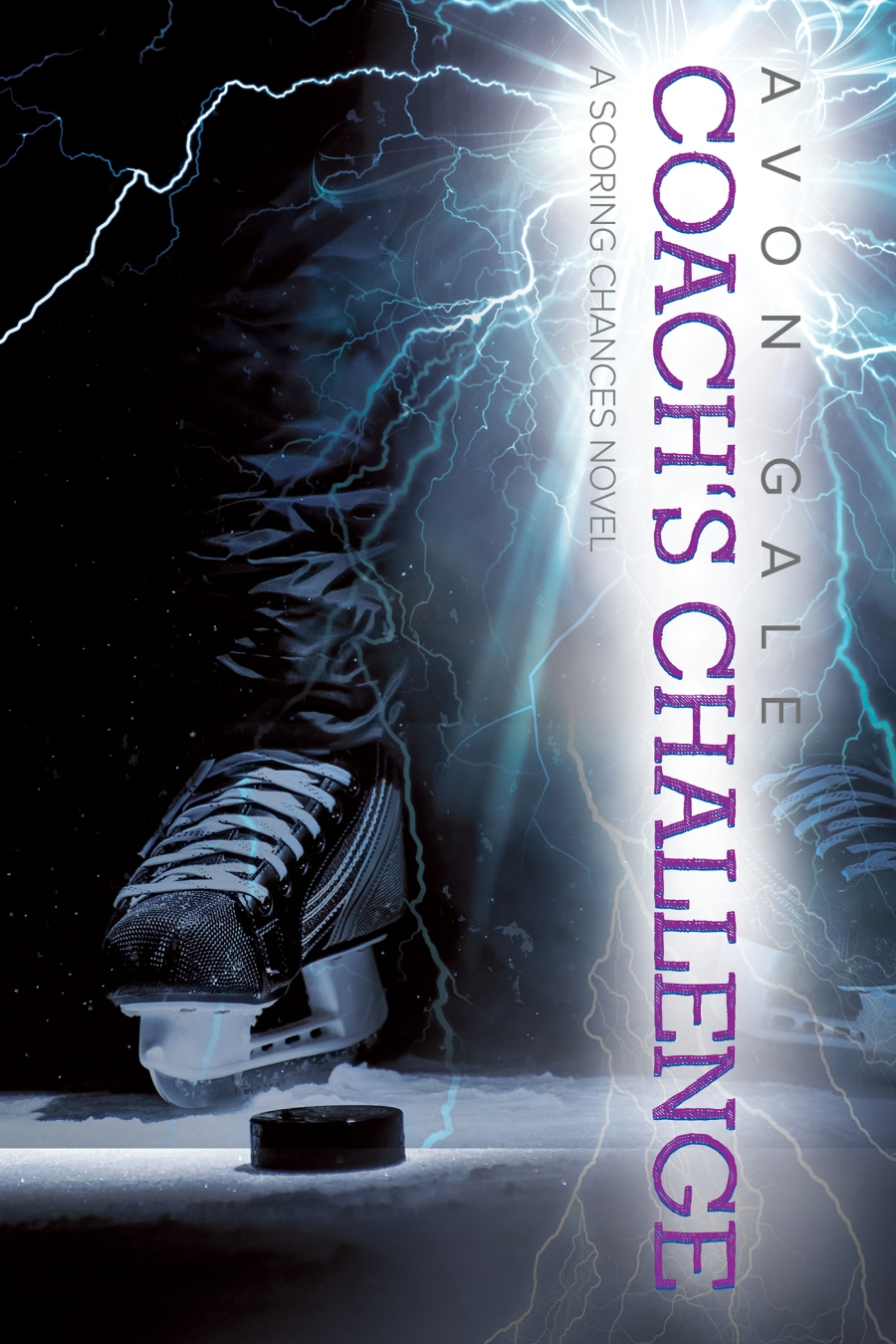 Coach's Challenge Cover